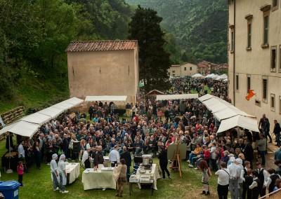 Veduta del Villaggio del Vino